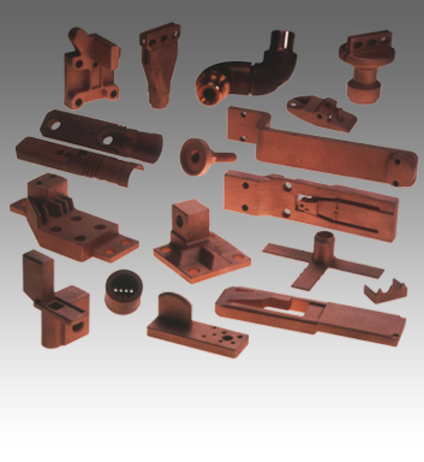 metal castings showcase
