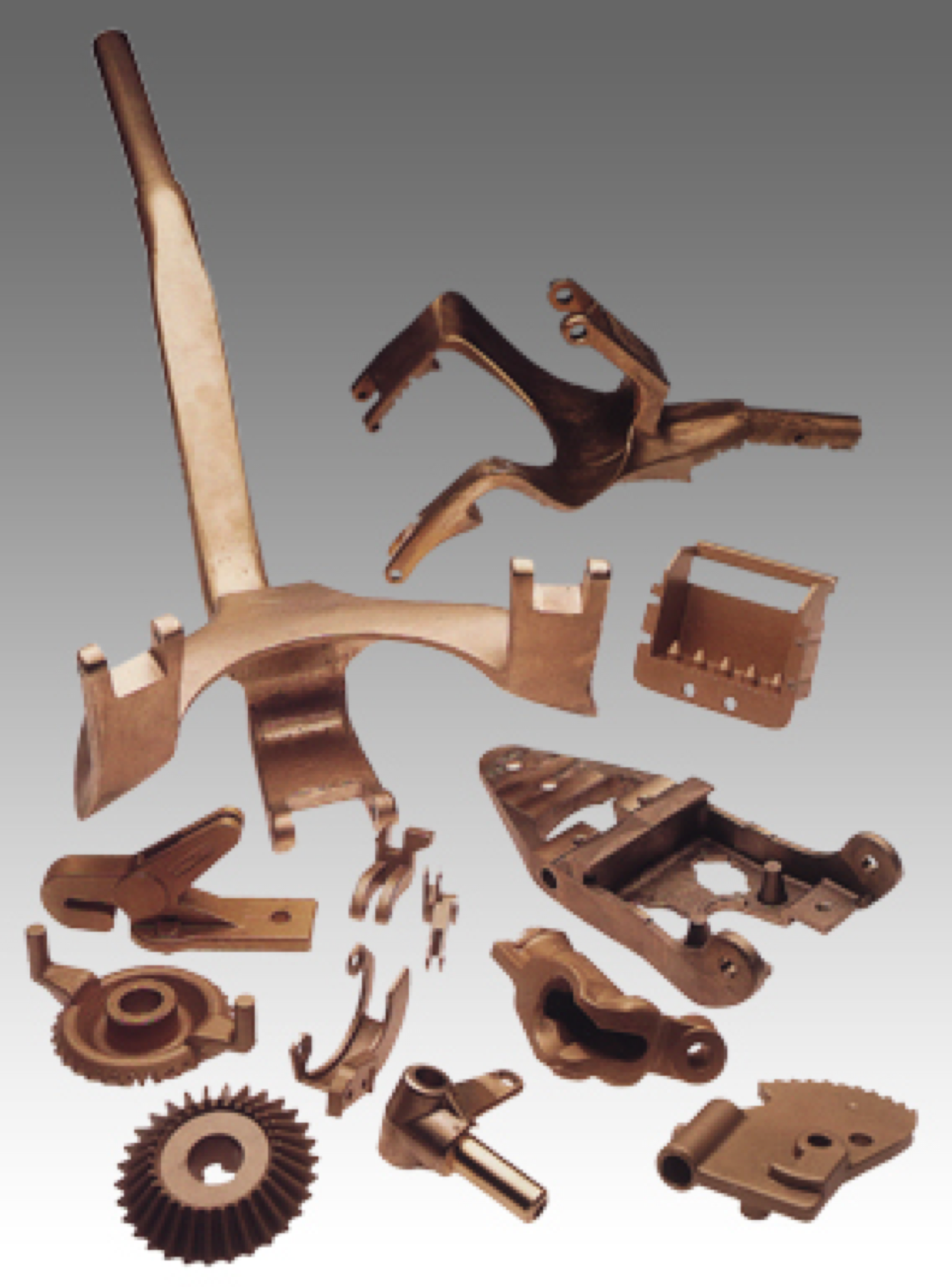 metalcasted product catalog